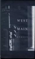 West Main Street: VHS Artwork