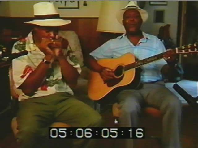 Cephas & Wiggins: Tape 5