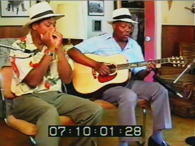 Cephas & Wiggins: Tape 6