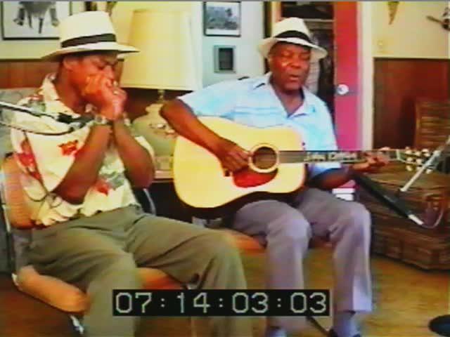 Cephas & Wiggins: Tape 7